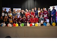 Seit Einführung des Wettbewerbs Hamburger Schulsanitätsdienste im Jahr 2006 hat sich die Zahl der Schulsanitätsteams mehr als verdoppelt. Foto: UK Nord.
