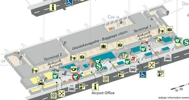 Terminal Ãœbersicht