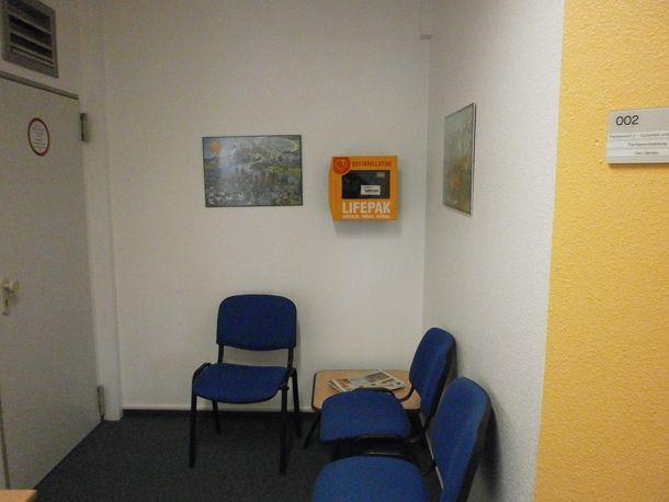 AED Standort