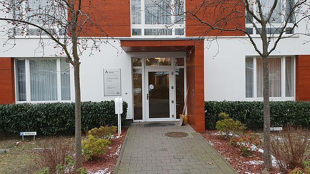 Haupthaus-Eingang