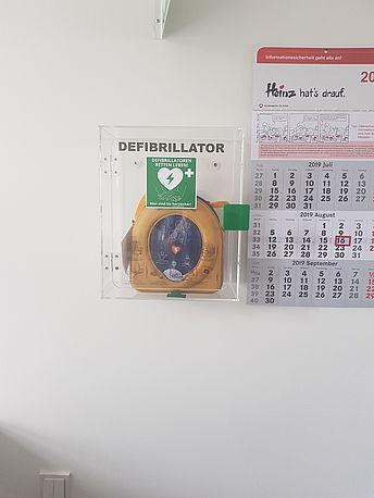 AED Agentur für Arbeit Altona, Haus 1